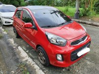 Selling Red Kia Picanto 2016 in Pasig