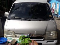 Silver Suzuki Every 2013 for sale in Las Pinas