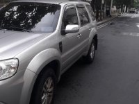 Silver Ford Escape 2011 for sale in Cainta