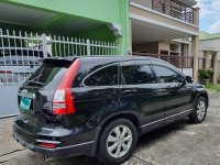 Black Honda CR-V 2011 for sale in Manila
