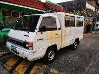 Selling White Mitsubishi L300 2008 in Bacoor