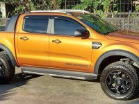 Orange Ford Ranger 2017 for sale in Lingayen