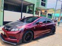 Selling Red Honda Civic 2013 in Las Pinas