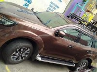 Selling Brown Nissan Terra 2019 in Malabon