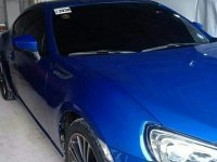 Blue Subaru BRZ 2015 for sale in Valenzuela