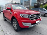 Selling Red Ford Everest 2016 in Las Piñas