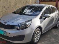 Selling White Kia Rio 2012 in Quezon