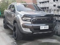 Selling Silver Ford Ranger 2018 in Parañaque