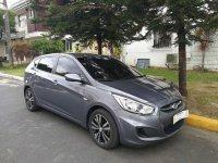 Silver Hyundai Accent 2017 for sale in Manila
