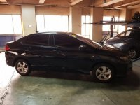 Selling Black Honda City 2014 in Manila
