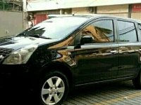 Selling Black Nissan Grand Livina 2012 in Quezon
