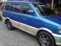 Blue Mitsubishi Adventure 2000 for sale in Caloocan