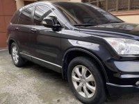 Selling Black Honda CR-V 2012 in Quezon