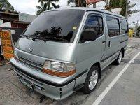 Brightsilver Toyota Hiace 1993 for sale in Quezon
