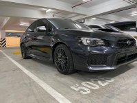 Selling Grayblack Subaru Impreza WRX 2018 in Caloocan