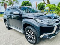 Selling Black Mitsubishi Montero Sport 2018 in Tagaytay