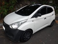Selling White Hyundai Eon 2014 in San Juan