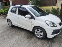 Selling White Honda Brio 2015 in Las Piñas