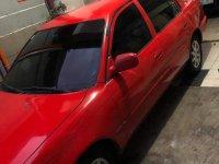 Red Toyota Corolla 1993 for sale in San Juan