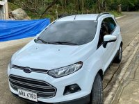 White Ford Ecosport 2015 for sale in Malabon