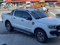 Selling White Ford Ranger 2017 in Angeles