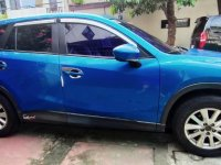 Selling Skyblue Mazda CX-5 2012 in Quezon