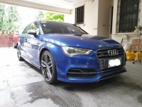 Blue Audi Quattro 2016 for sale in Quezon