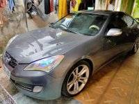 Selling Silver Hyundai Genesis Coupe 2011 in Santa Maria