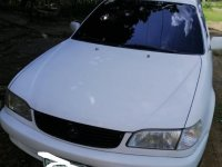 White Toyota Corolla 1999 for sale in Pinamungajan
