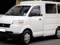 White Suzuki APV 2017 for sale in Manila