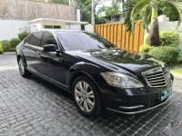 Selling Black Mercedes-Benz S-Class 2010 in Makati