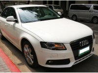 White Audi A4 2009 for sale in Salcedo