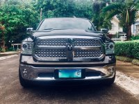Selling Black Dodge Ram Laramie 2013 in Antipolo