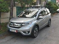 Brightsilver Honda BR-V 2018 for sale in Las Piñas