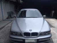 Brightsilver BMW 523I 1996 for sale in San Juan