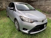 Brightsilver Toyota Vios 2015 for sale in Marikina