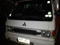 White Mitsubishi L300 2014 for sale in Manila