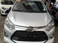 Brightsilver Toyota Wigo 2019 for sale in Manila