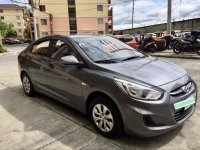 Selling Silver Hyundai Accent 2015 in Muntinlupa