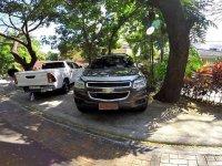 Selling Black Chevrolet Trailblazer 2015 in Cainta
