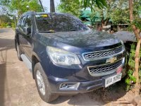 Selling Black Chevrolet Trailblazer 2015 in Santa Maria