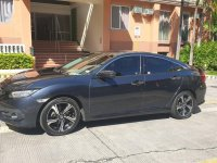 Grey Honda Civic 2017 for sale in Paranaque