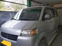 Silver Suzuki APV 2014 for sale in San Pedro