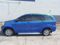 Blue Toyota Avanza 2016 SUV / MPV at Automatic  for sale in Manila