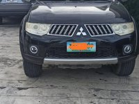 Black Mitsubishi Montero 2012 for sale in Mandaue