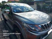 Silver Mitsubishi Strada 2015 for sale in Pasig