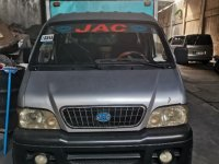 Silver JAC Princess 2013 for sale in Quezon