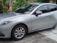Brightsilver Mazda 3 2015 for sale in Iloilo
