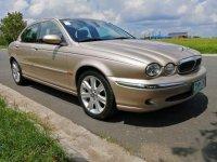 Beige Jaguar X-Type 2003 for sale in Carmona