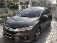 Selling Silver Honda City 2014 in Quezon